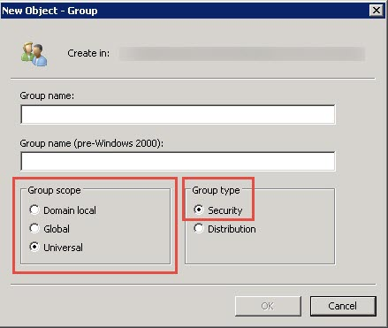 Active Directory (AD) Security Groups Explained